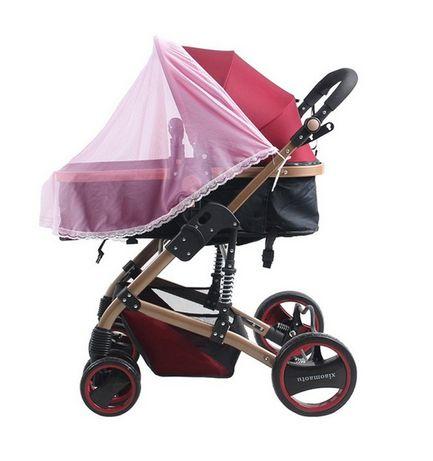 Mosquiteiro Universal/Dossel Bebé/Rede Anti Mosquitos