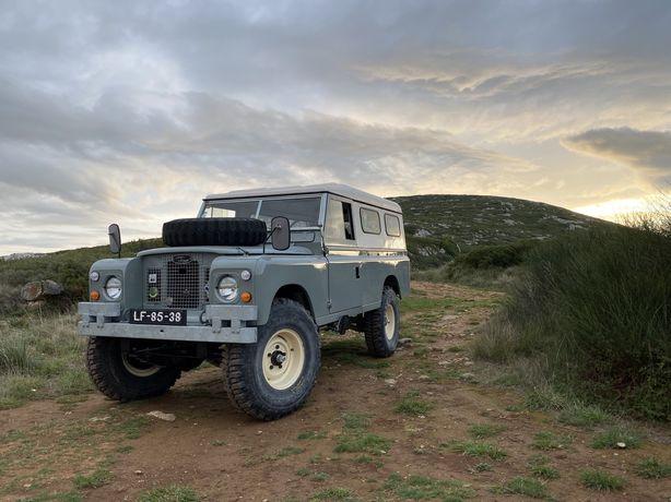 Land Rover Série 2a 1 Ton
