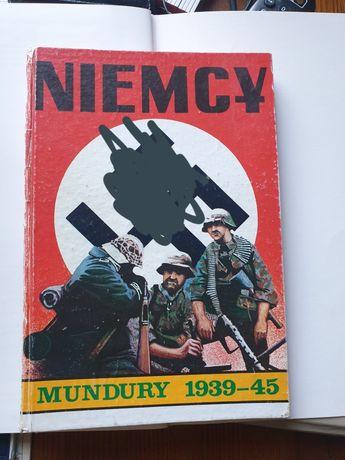 Książka Niemcy mundury 1939-45 Ruszczak