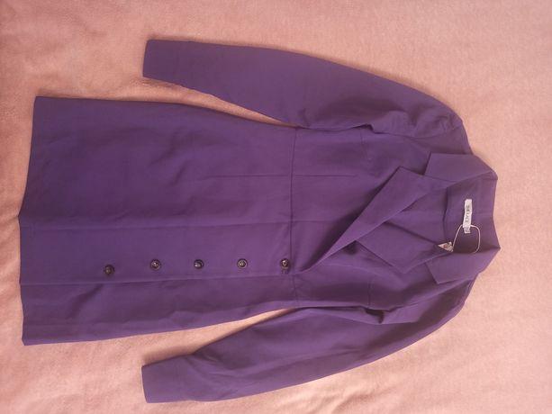 Платье-жакет THE LACE фиолетового цвета