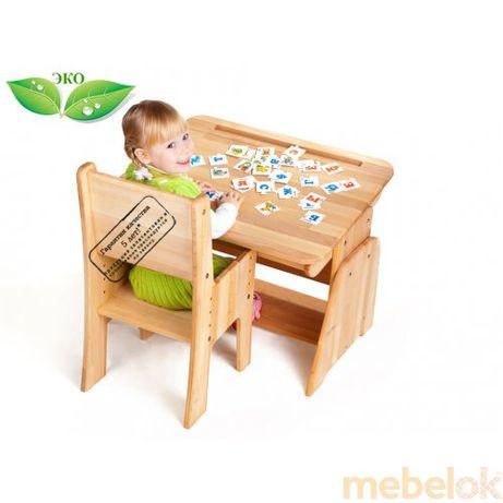 Детская Парта растишка и стул