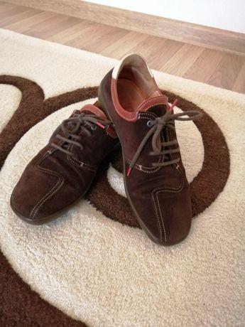 Замшевые туфли фирмы Think р. 37