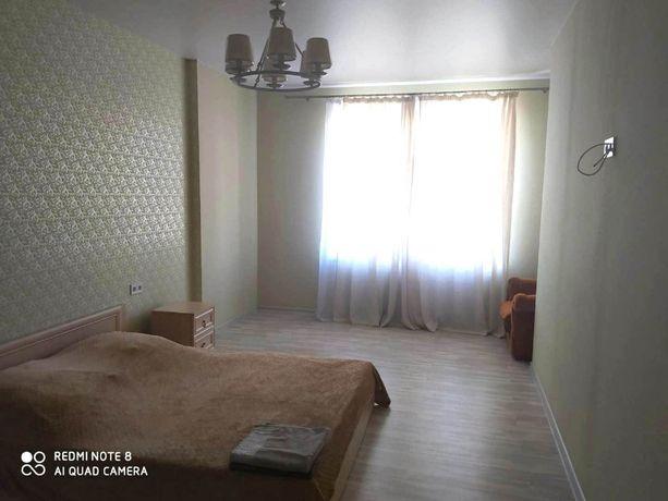 Современная однокомнатная квартира в новом доме на Парусной