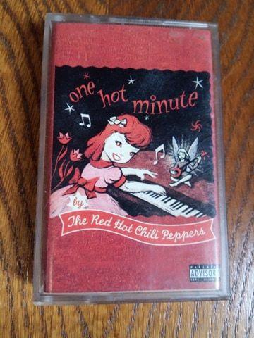 Касета Red Hot Chili Peppers (раритет Німетчина 1995)
