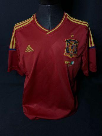 Camisola Selecao Espanhola Euro 2012