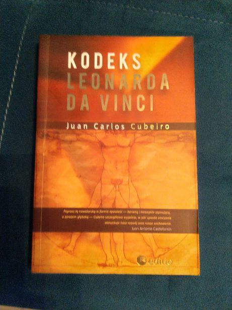 Kodeks Leonarda da Vinci Juan Carlos Cubeiro / Kurier Gratis