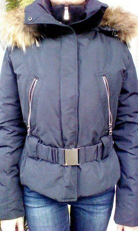 пуховик (куртка) женская clasna