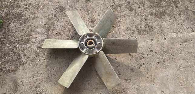 Helice para turbina 620 com 6 pas regulaveis