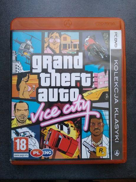 GTA Vice City PC PL - Kolekcja Klasyki