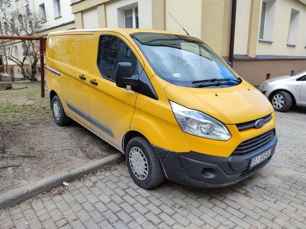 Ford Fcc Transit Custom 2013