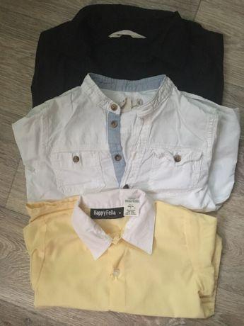 Рубашки фирменные H&M