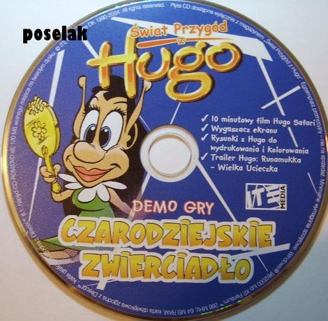 Swiat Przygód z Hugo