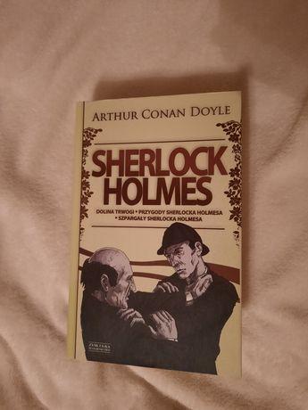 Książka A.C. Doyle Sherlock Holmes