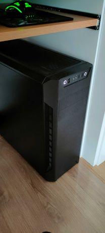 Komputer i7, Gigabyte RX 5700XT + monitor+akcesoria