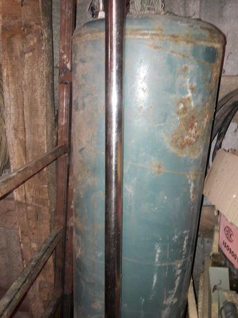 Титан, дровяной водонагреватель б/у