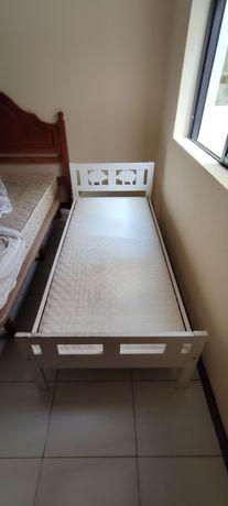 Cama completa de criança IKEA