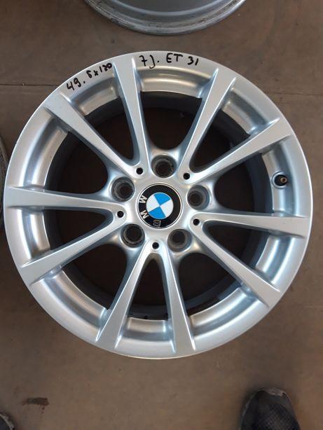 49. Felgi Aluminiowe Alusy R 16 ORYGINAŁ BMW 5x120