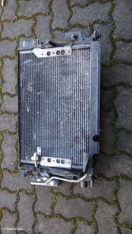 Radiadores e ventilador mercedes classe a 170 cdi
