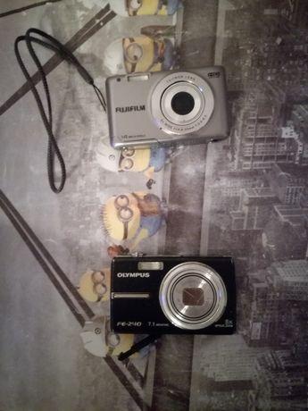 Aparat cyfrowy Fujifilm JX490 / 14 mega pixels + Olympus Fe-240