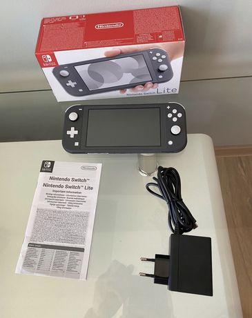Konsola NINTENDO Switch lite 400GB + Mario + Zelda + 52 PEŁNYCH GIER