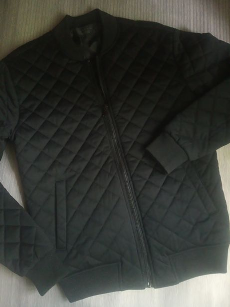 Мужская куртка-бомпер Zara ,S