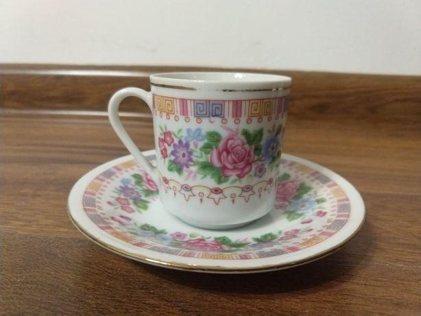Chińska porcelana zestaw 4 szt filizanki