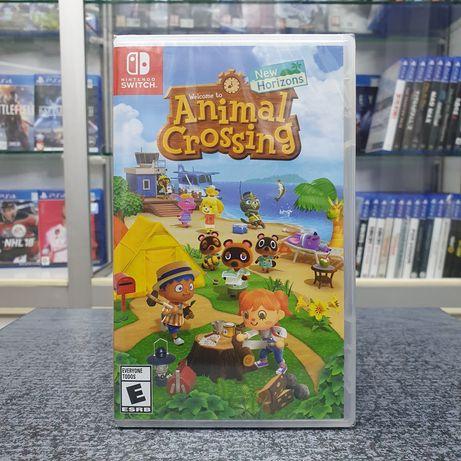 Игра Animal Crossing: New Horizong для Nintendo Switch новая (магазин)