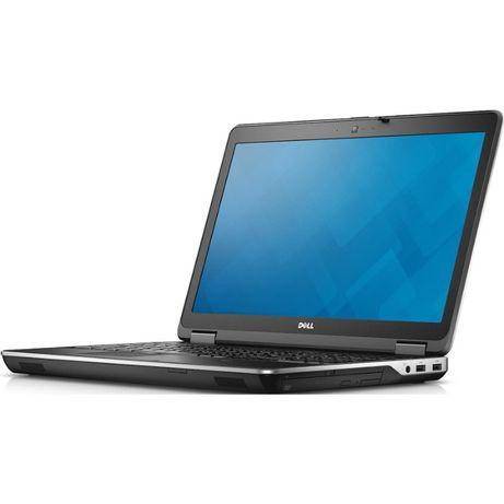 Laptop Dell Latitude E6540 Intel Core i7 8GB 256GB SSD Win10 Kamera