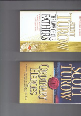 Scott Turow / The Laws of Our Fathers