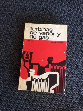 Turbinas de Vapor y de Gas