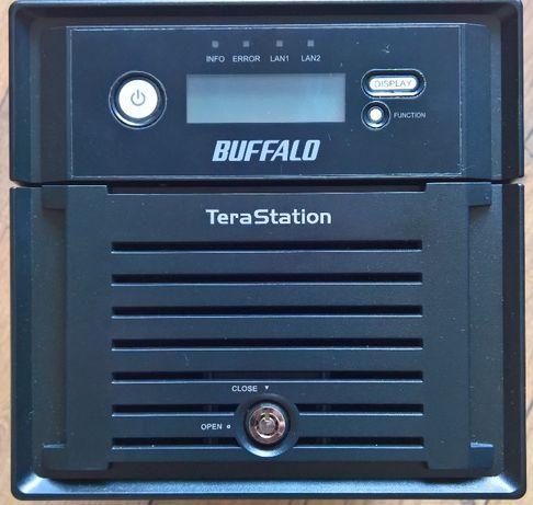 Buffalo NAS, Serwer Terastation WS-WV4.0TL/R1 4TB, NOWY !!!