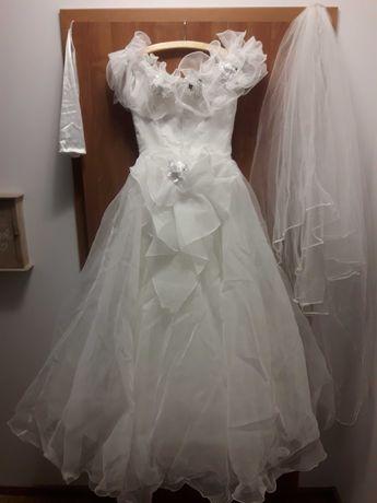 Suknia ślubna jak nowa.