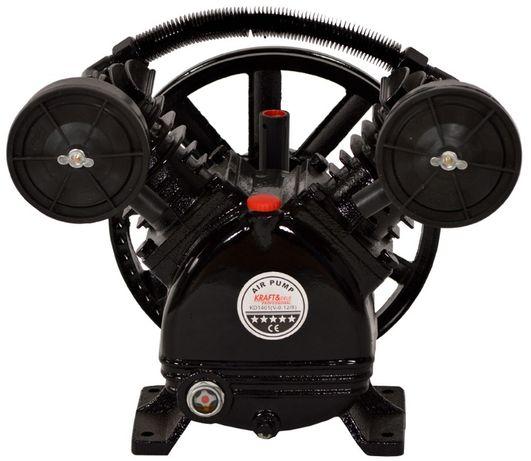 Pompa Powietrza Kompresor Sprężarka 2,2KW 2tłoki 2 Cylindry Sklep Fv