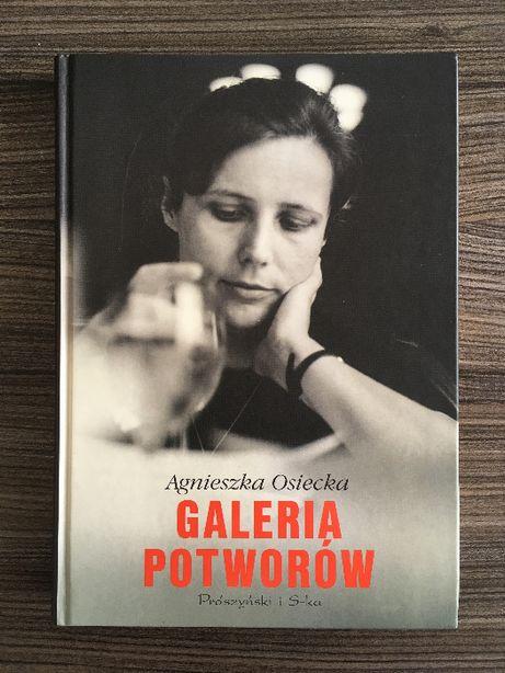 """Książka """"Galeria potworów"""" Agnieszka Osiecka"""