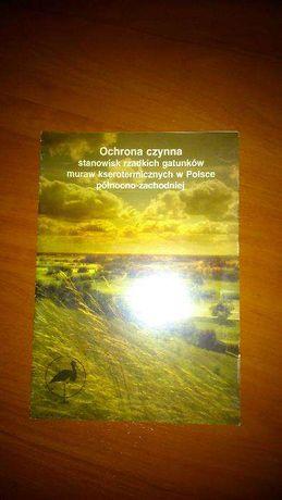 ochrona czynna stanowisk rzadkich gatunków muraw kserotermicznych w Po