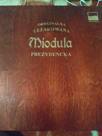 Коробка Miodula Prezedencka