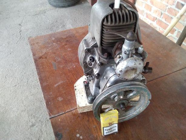 Двигатель для кулибиных.