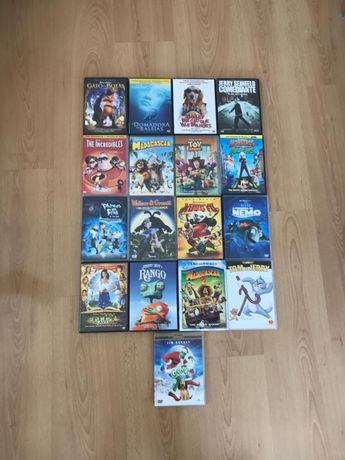 Conjunto de 24 filmes infantis 15€