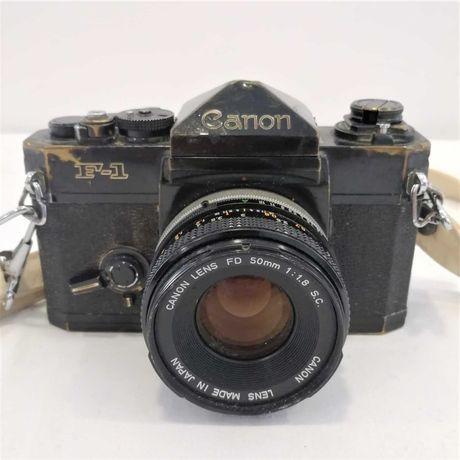 Máquina Fotográfica Analógica Canon F-1