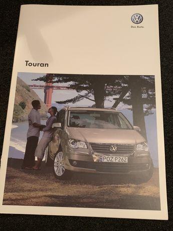 Prospekt Volkswagen Touran