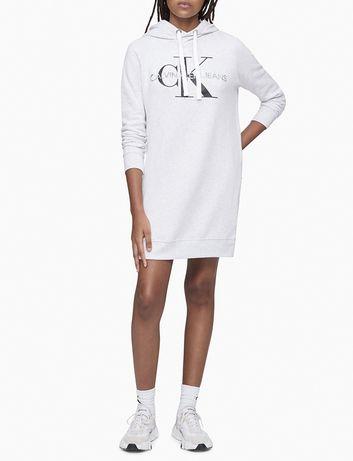 Платье худи Calvin Klein