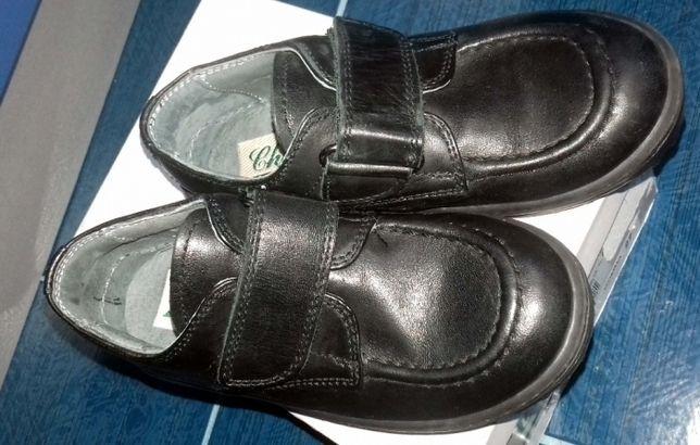 Фірм. туфельки туфли ботинки черевички, бренд Італія, 16..17 см