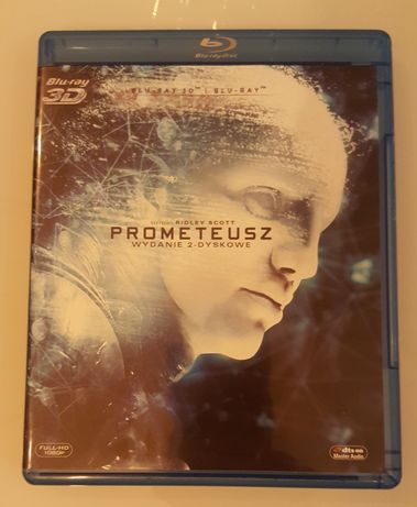 Film Prometeusz 3d