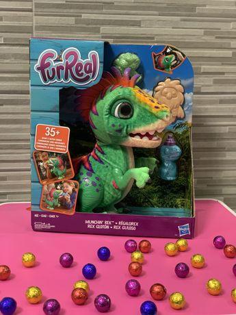 Fur reall дино динозавр динозаврик