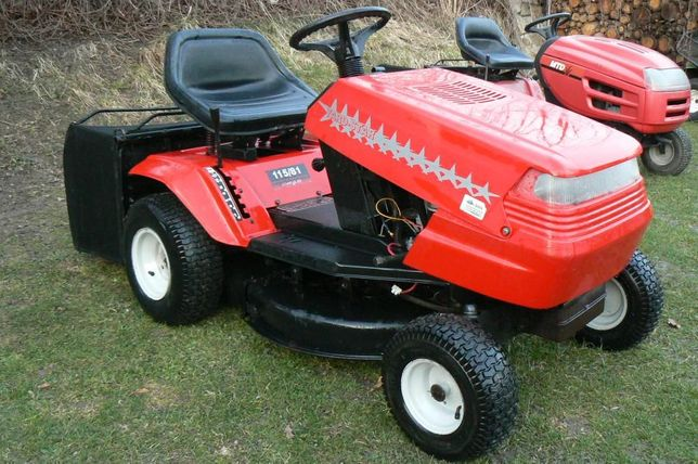 Traktorek Kosiarka MTD 13,5 HP kosisko 81cm / kosz / zdrowa maszyna !