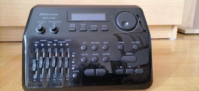 Perkusja Elektroniczna Millenium MPS-750X E-Drum Mesh Set