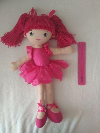 Lalka laleczka szmacianka baletnica