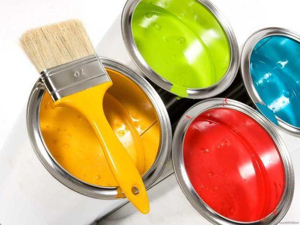 Фарбування покраска малювання дахів,цехів,промислових обєктів.