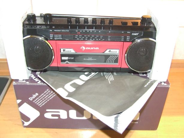 Radio-Magnetofon -AUNA