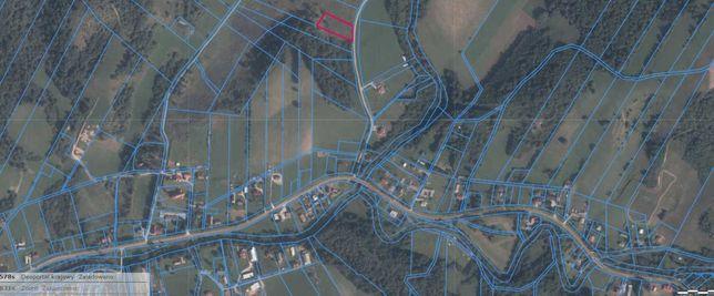 zamienię działkę w Bieszczadach na działkę w okolicach Rzeszowa